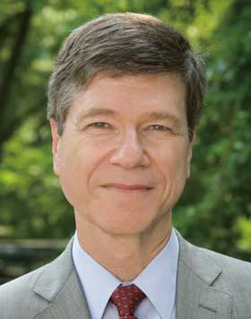 Professor Jeffrey D  Sachs Interview Summary